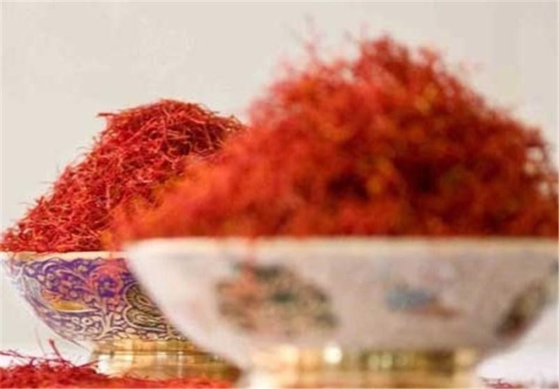 کشت زعفران در شهرستان مرند